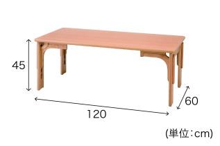 園児用テーブル HUGテーブルMノーマル